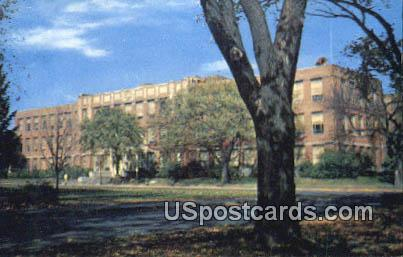 Chemistry Building, Iowa State College - Ames Postcard
