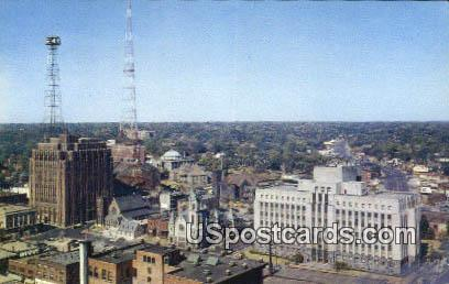 Banker's Life - Des Moines, Iowa IA Postcard