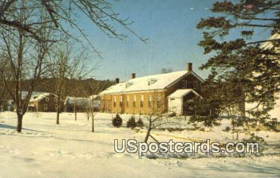 The Amanas - Iowa IA Postcard