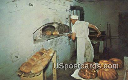 Hahn's Bakery - Amana, Iowa IA Postcard