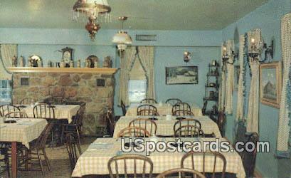 Blue Room, Ox Yoke Inn - Amana, Iowa IA Postcard