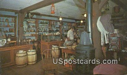 Little Amana General Store - Iowa IA Postcard