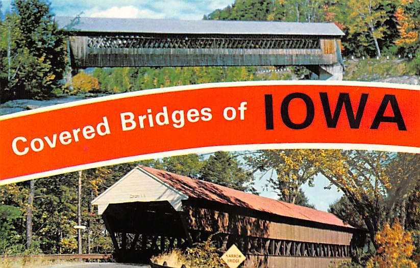 Covered Bridges IA