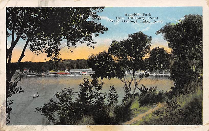 West Okobojo Lake IA