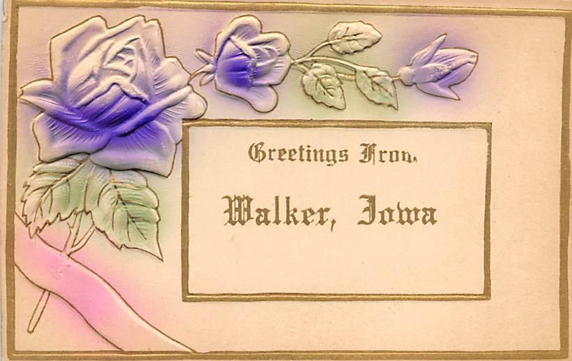 Walker IA
