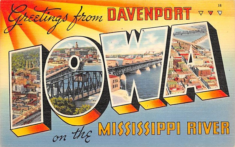 Davenport IA
