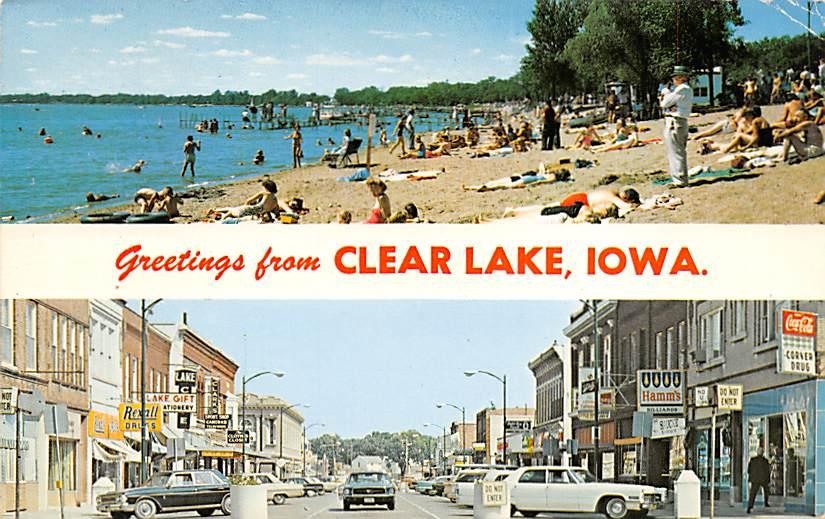 Clear Lake IA