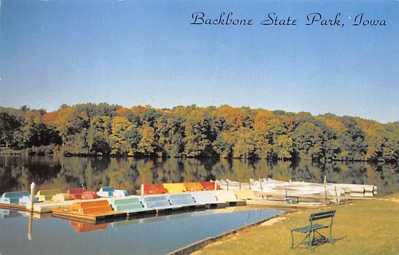 Backbone State Park IA