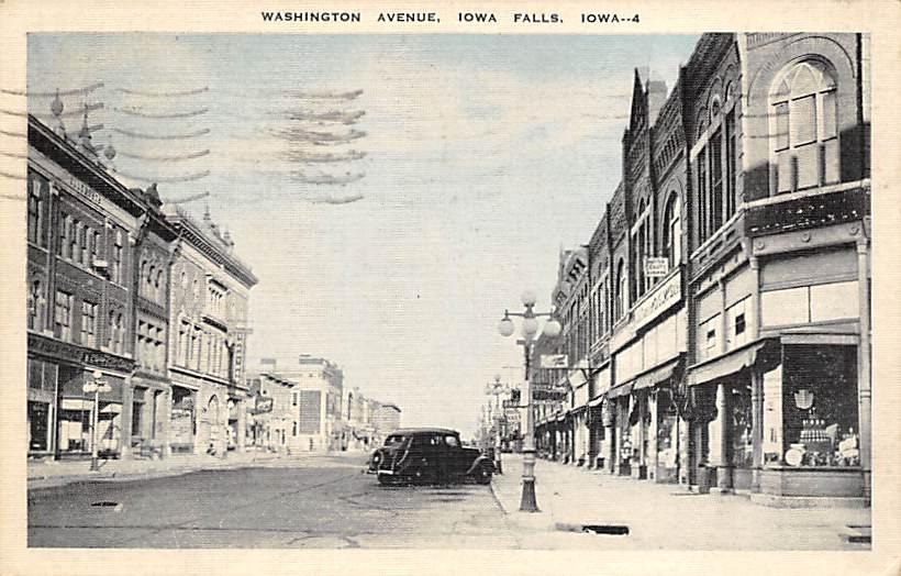 Iowa Falls IA