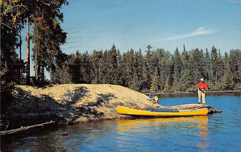 Thomas Peters Lake IA