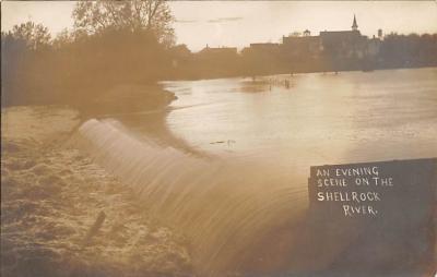 Shell Rock River IA