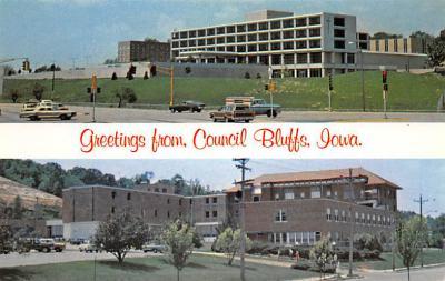 Council Bluffs IA