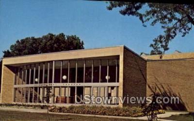 Klinger Neal Theatre - Sioux City, Iowa IA Postcard