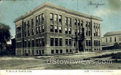 Y.M.C.A. - Keokuk, Iowa IA Postcard