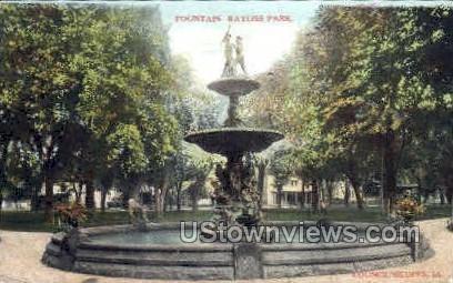. - Council Bluffs, Iowa IA Postcard