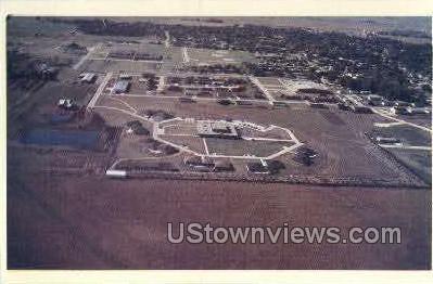 Handicap Village of Northwest Iowa - Sheldon Postcard