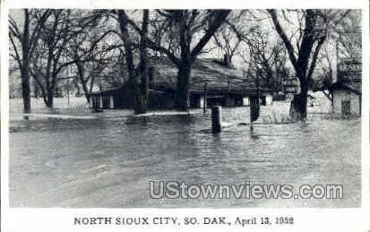 North Sioux City - Iowa IA Postcard