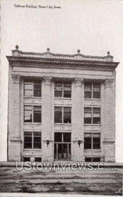 Tribune Building - Sioux City, Iowa IA Postcard
