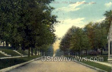 5th Street Bridge - Ottumwa, Iowa IA Postcard