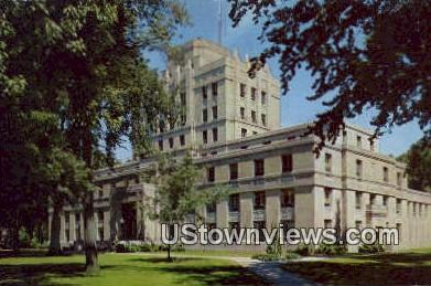 Ada County Courthouse - Boise, Idaho ID Postcard