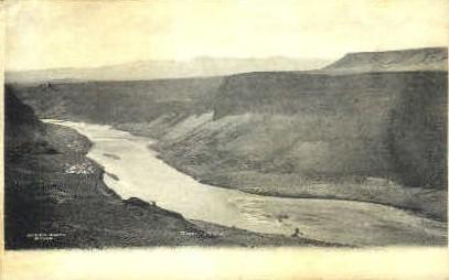 The Styx - Misc, Idaho ID Postcard