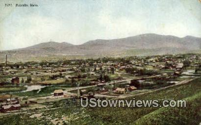 Pocatello, ID,s;   Pocatello, Idaho Postcard
