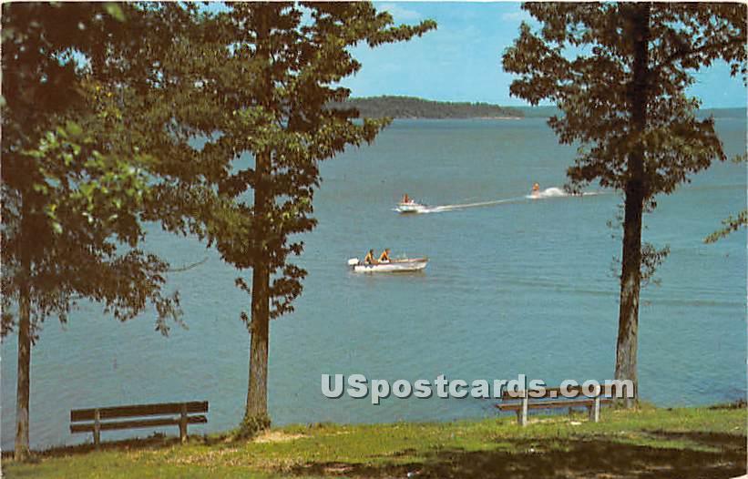 Fun Lake - Aurora, Illinois IL Postcard