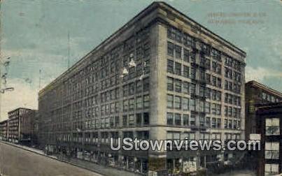 Siegel Cooper and Co. Building - Chicago, Illinois IL Postcard