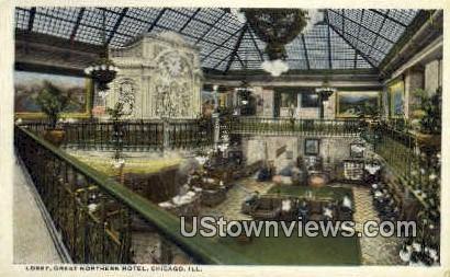 Great Northern Hotel  - Chicago, Illinois IL Postcard