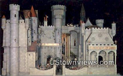 Colleen Moore Fairy Castle - Chicago, Illinois IL Postcard