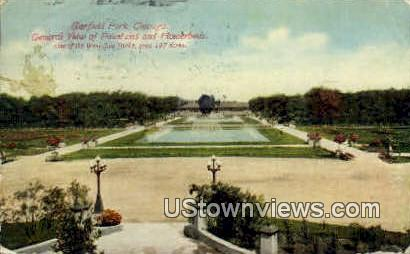 Garfield Park - Chicago, Illinois IL Postcard