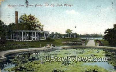 Douglas Park - Chicago, Illinois IL Postcard