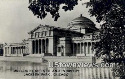 Museum of Science and Industry  - Chicago, Illinois IL Postcard