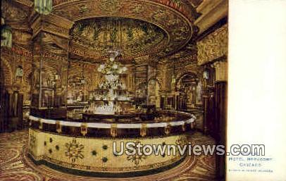 Hotel Brevoort - Chicago, Illinois IL Postcard
