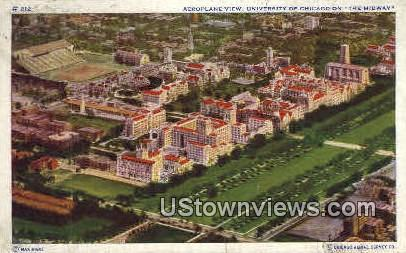 University of Chicago - Illinois IL Postcard