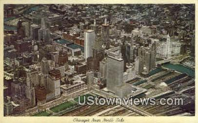 Chicago's Near North Side - Illinois IL Postcard