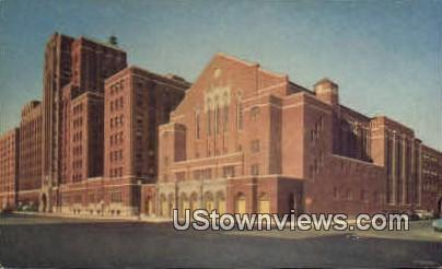 Moody Bible Institute  - Chicago, Illinois IL Postcard