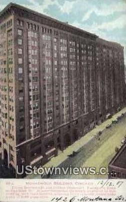 Monadnock Building - Chicago, Illinois IL Postcard