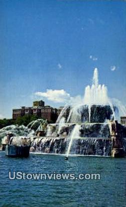 Conrad Hilton - Chicago, Illinois IL Postcard