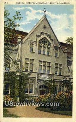 University of Chicago - Illinois IL Postcard