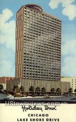 Holiday Inn - Chicago, Illinois IL Postcard