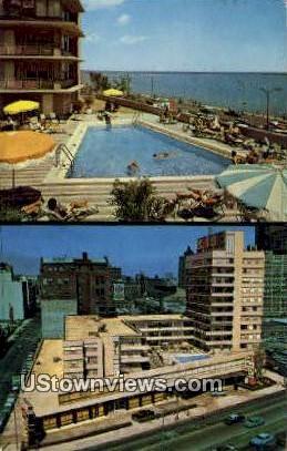 Lake Tower Motel - Chicago, Illinois IL Postcard