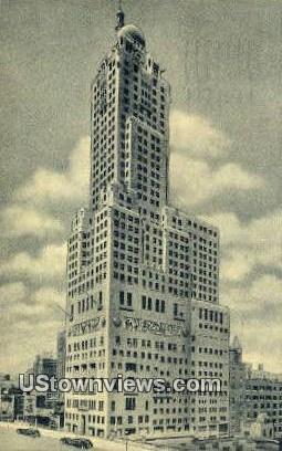 Chicago Towers - Illinois IL Postcard