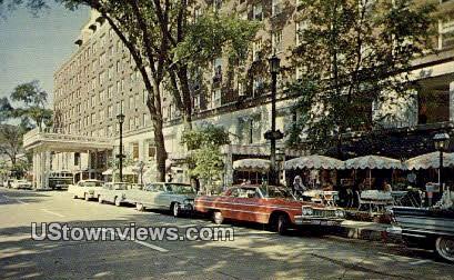 Orrington Hotel - Chicago, Illinois IL Postcard