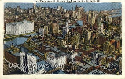 Chicago, IL     ;     Chicago, Illinois Postcard