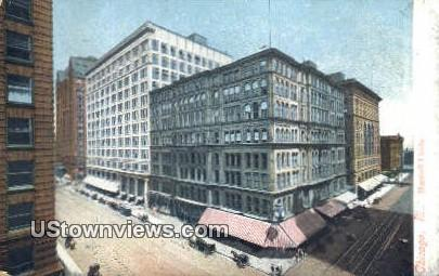 Marshall Fields - Chicago, Illinois IL Postcard