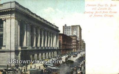 Northern Trust Co Bank - Chicago, Illinois IL Postcard