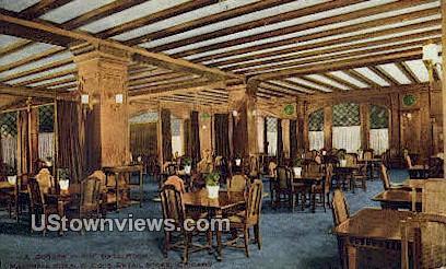 Grill Room, Marshall Field Retail Store - Chicago, Illinois IL Postcard