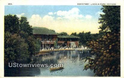 Refectory, Lincoln Park - Chicago, Illinois IL Postcard