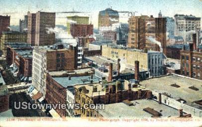 Chicago, ILL     ;     Chicago, Illinois Postcard